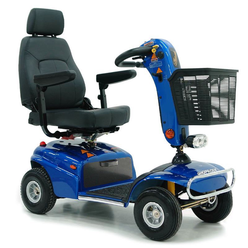 Explorer Shoprider™ 4 Wheel Scooter LYL Mobility Scooter