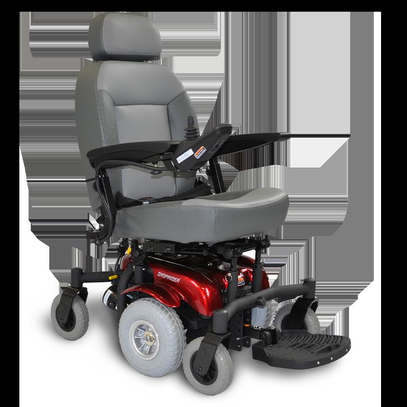 Puma 10 Shoprider™ Powerchair LYL Mobility Scooter